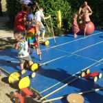 enfants animation camping chapelains saillans drome