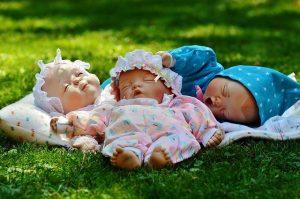 camping chapelains saillans équipement bébé