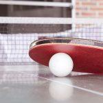 tennis table ping pong saillans camping chapelains drome