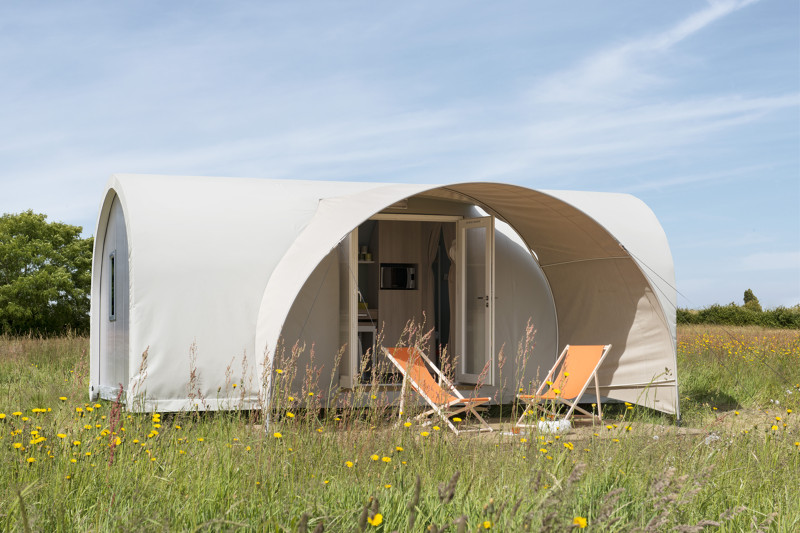 coco sweet hebergement insolite camping chapelains saillans glamping