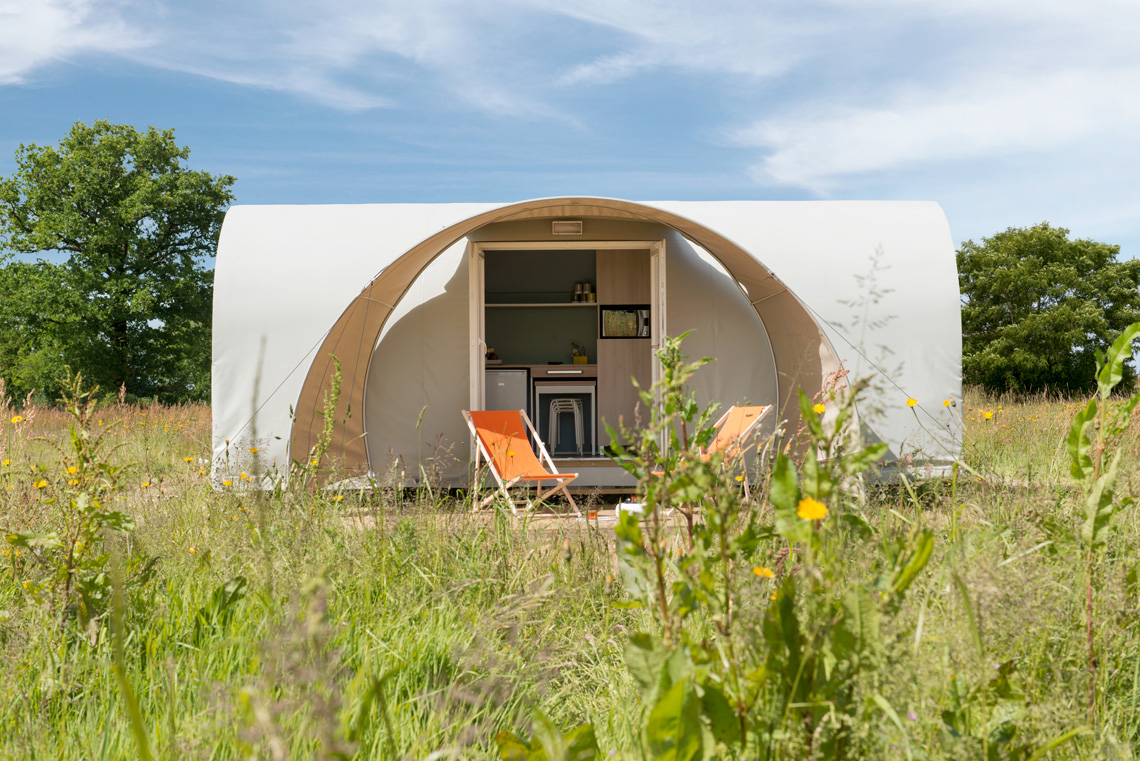 Coco Sweet hébergement insolite glamping drome