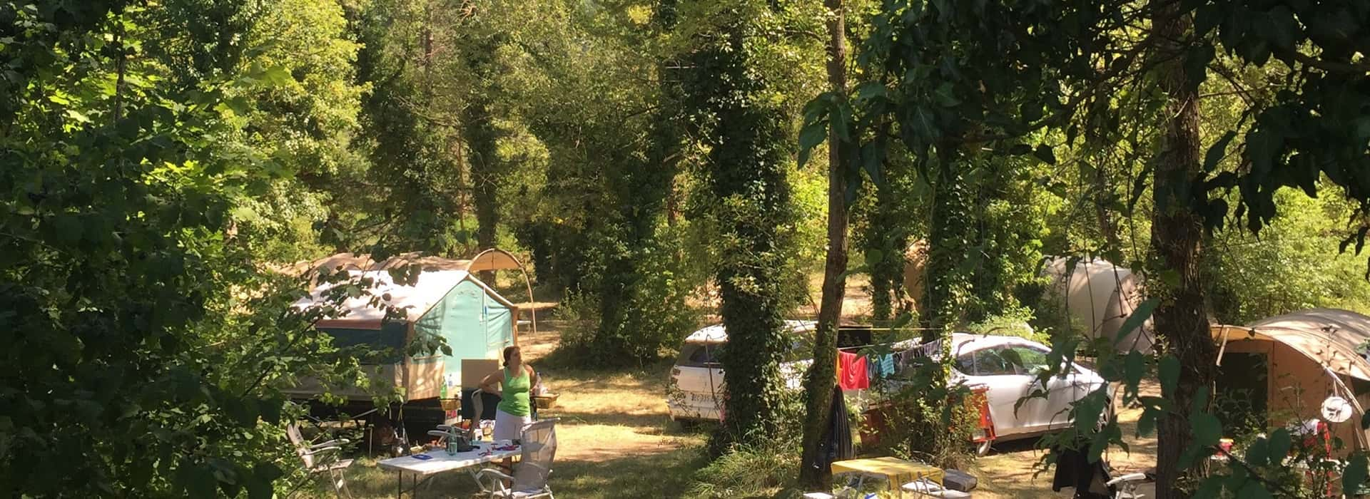 Camping les chapelains dr me slow tourisme nature famille for Camping montelimar piscine