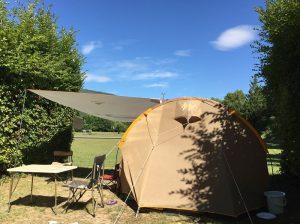 camping drome saillans Stellplätze Cresta provence