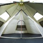 camping chapelains randonnée tipi cheyenne hebergement saillans drome