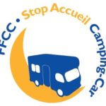 ffcc stop accueil camping chapelains saillans drome camping-car fourgon aménagé campervan motorhome camper WoMo Wohnmobil river rivier fluss