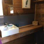 Premium kampeerplaats met privé sanitair, koelkast en gasgrill